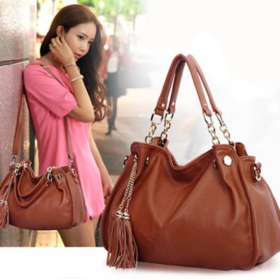 new 2014 women leather handbag desigual vintage bag lady tote shoulder bag messenger bag women fashion bag WFCHB00435(China (Mainland))