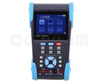 ET-2612T  3.5inch full-view TFT-LCD CCTV tester for Dome camera and all in one camera testing