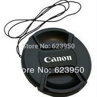 New! SLR digital camera lens cap lens cap 82mm 82MM with rope