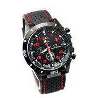 2014 F1 Grand Touring GT Men Sport Quartz Watch Military Watches Army Japan PC Movement Wristwatch Fashion Men's Watches RCD3649