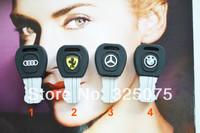 2014 New All kinds of brands car keys usb 2.0 memory flash stick pen thumbdrive 128mb/4gb/8gb/16gb/32gb