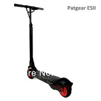 Free Shipping to Russia PATGEAR E5II  36V Lithium Ice Blue color Portable Folding electric Scooter