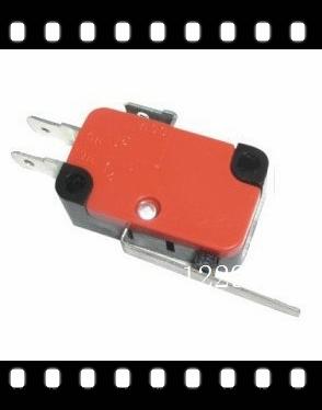 New original 100PCS V-152-1C25 Straight Hinge Lever AC DC Micro Switch(China (Mainland))