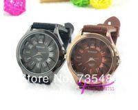 Free Shipping Hot sale  daisy petals  silicone quartz  men sports  wristwatch unisex   10 colors