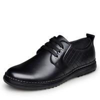 New Arrival Men's Casual Shoes Genuine Leather Business Dress Moccasins Slip On men's flats shoe