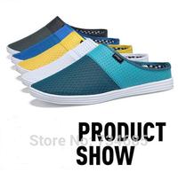2014 New Arrival Men Sandals Summer Men Shoes  Breathable Mesh shoes for men ,Men's Casual Shoes ,3 color ,size 39-44
