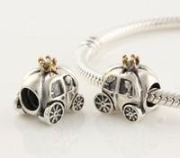 925 Sterling Silver Jewelry  Pandora Style Beads Charm DIY Beads Jewelry Making  European Beads