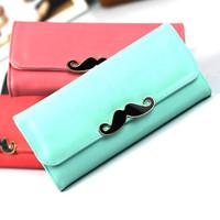 2014 women's wallet female long design