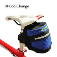 Ride bag mountain bike saddle bag bicycle last package folding seatstay mobile phone bag workbags rear seat
