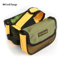 Bicycle bag mountain bike saddle bag bicycle mobile phone car bag folding bike tube bag equipment bags