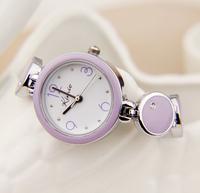 Day gift women's bracelet watch fashion ol fashion rhinestone ladies watch