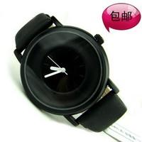 Free shipping, Curviplanar brief fresh male watch mens watch fashion table quartz watch