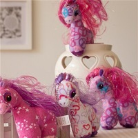 Filly fashion Jack-a-Lent doll plush toy gift