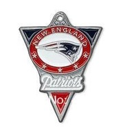 NFL Free shipping fashion 50pcs a lot single-sided enamel New England Patriots sports charm pendant(H103951)