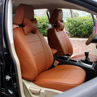 Seat cover faux leather teana reach xinyangguang sylphy four seasons general car special seat cover