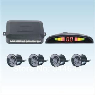 Датчик парковки Curry XD068LED + 4 + датчик парковки 1 шт