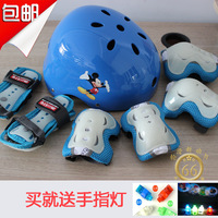 M high skating helmets child skating protective gear bicycle helmet protective gear set