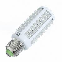 10pcs 220V 7W E27 108 LED Corn Light Bulb Lamp Cold White New Arrival ! #r