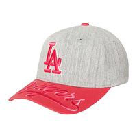 brand 2014 cotton  dodge mlb baseball cap , sunbonnet full hat la Women cap  Free shipping