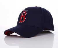 brand 2014 cotton  red sox mlb memorial cap red sox fans hat baseball cap male Women  Free shipping