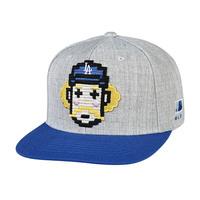 Brand 2014 Cotton baseball cap hip hop cap cartoon version of  flat brim  hiphop fashion snapback cap  sun  hat Free shipping