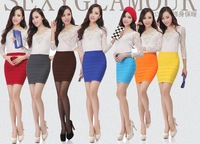 Free Shipping 2014 Korean fashion ladies bag hip skirt big yards 001