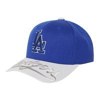 brand 2014 cotton Mlb - dodge la baseball cap , sunbonnet full hat la cap  Free shipping