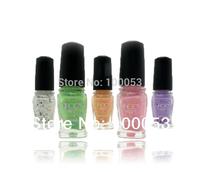 2014 New French FCC 5ml Nail Polish Nail Polish With  Colors Pro Brand Nail Polish Free Shipping