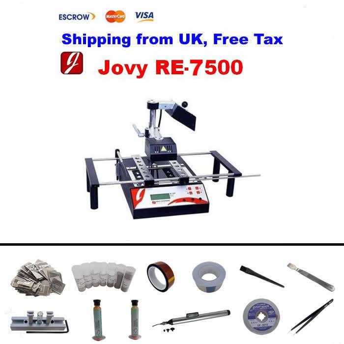 Rework Station Jovy re 7500 Jovy Systems Jovy re 7500