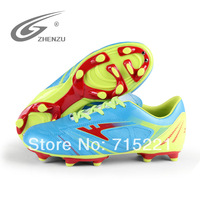 breathable botas futbol f50 shoes futsal real madrid men print soccer cleats 2014 red bottom
