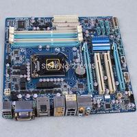 100% tested GA-H55M-UD2H V1.0 Intel H55 MotherBoard Socket LGA 1156 DDR3 HDMI DVI USB3.0 For Gigabyte DHL/TNT/UPS/fast shipping