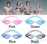 Sportswear Anti-Fog Waterproof Eyewear Swim Goggles Swimming Glasses oculos de natacao gafas de natacion occhiali da nuoto