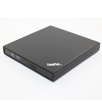 Free shipping slim saving Thinkpad external USB DVD Burner optical drive notebook drive