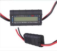 5pic/lot free shipping GT Power LCD RC 130A Battery Watt Meter Power Analyzer 130A 60V GT-Power