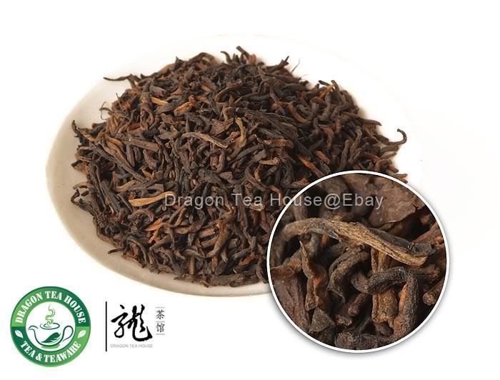 Чай Пуэр Dragon Tea House 3/500g чай пуэр puer tea head tou grade10 500g