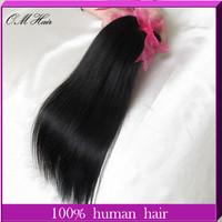 OM Hair: Wholesale Prize Bella Dream Hair 100% Unprocessed Virgin Brazilian Straight Hair Extension 4pcs/lot Weave 60g/p.c