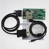 CN free shipping  2013.3 version TCS CDP pro + DS150E new vci  free activation for CAR and TRUCK