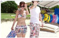 free Shipping swimming shorts for men, swimwear women swim shorts 13