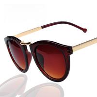 2014 carved sun glasses women oculos de style vintage classical men and women eye sunglasses fashion holbrook uv400