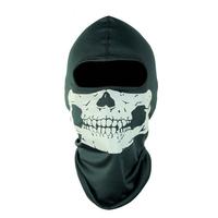 Free Shipping 1 Piece New SWAT Balaclava Hood 1 Hole Head Skull Face Mask Protector