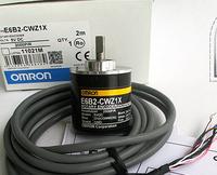 Free shipping incremental rotary encoder / encoder E6B2-CWZ1X 2000P/R 2M / for Omron rotary optical encoder