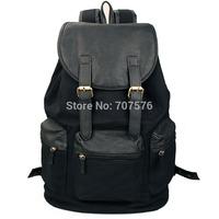 Sisea 2014 new arrival fashion backpack PU backpack student school bag travel bag