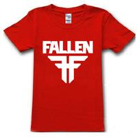 2014 new brand famous music fallen band summer t-shirt cotton print t shirt man tops tee cotton casual short sleeve