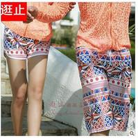 free Shipping billabong shorts lovers swimwear beach dress pants 13