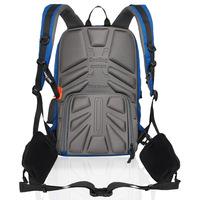 Newdawn camera bag double-shoulder slr professional anti-theft digital camera bag casual travel backpack camera bag