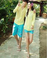 free Shipping 2014 lovers swimwear beach pants 13