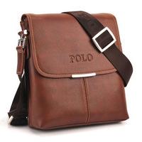 Trendy business man messenger bag luxury men fashion shoulder bags