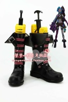 Super Cool Sucker Punch Jinx cosplay shoes cos game boots