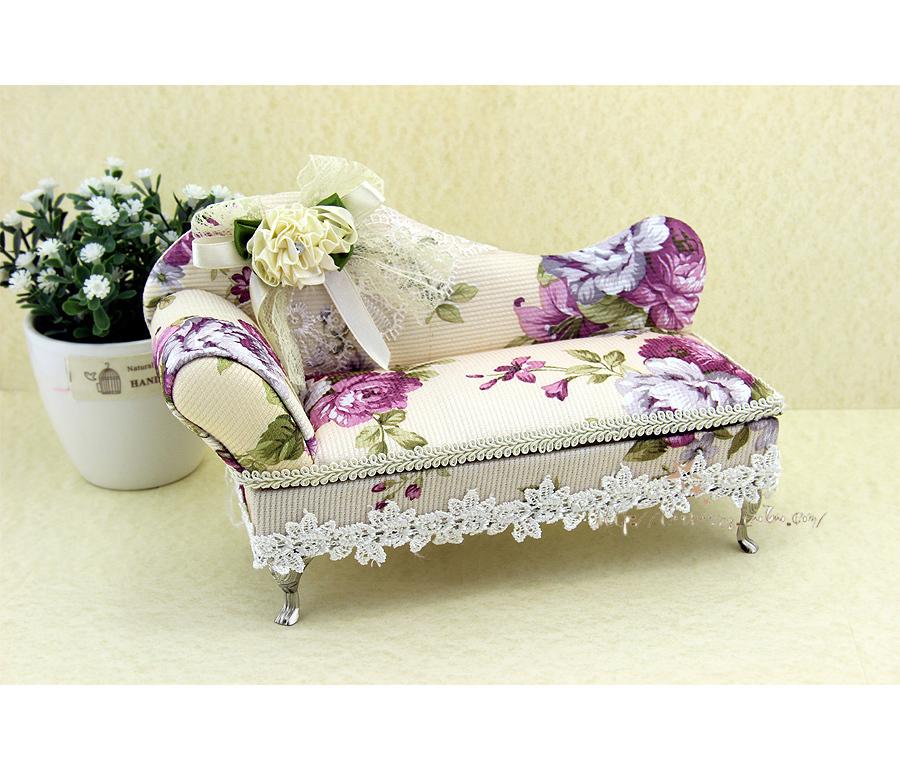Wedding Gift List Furniture : ... creative sofa jewelry box birthday gift Valentines Day wedding gifts