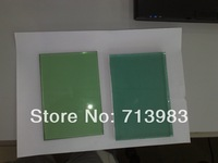 French green Clear float glass All construction and process glass